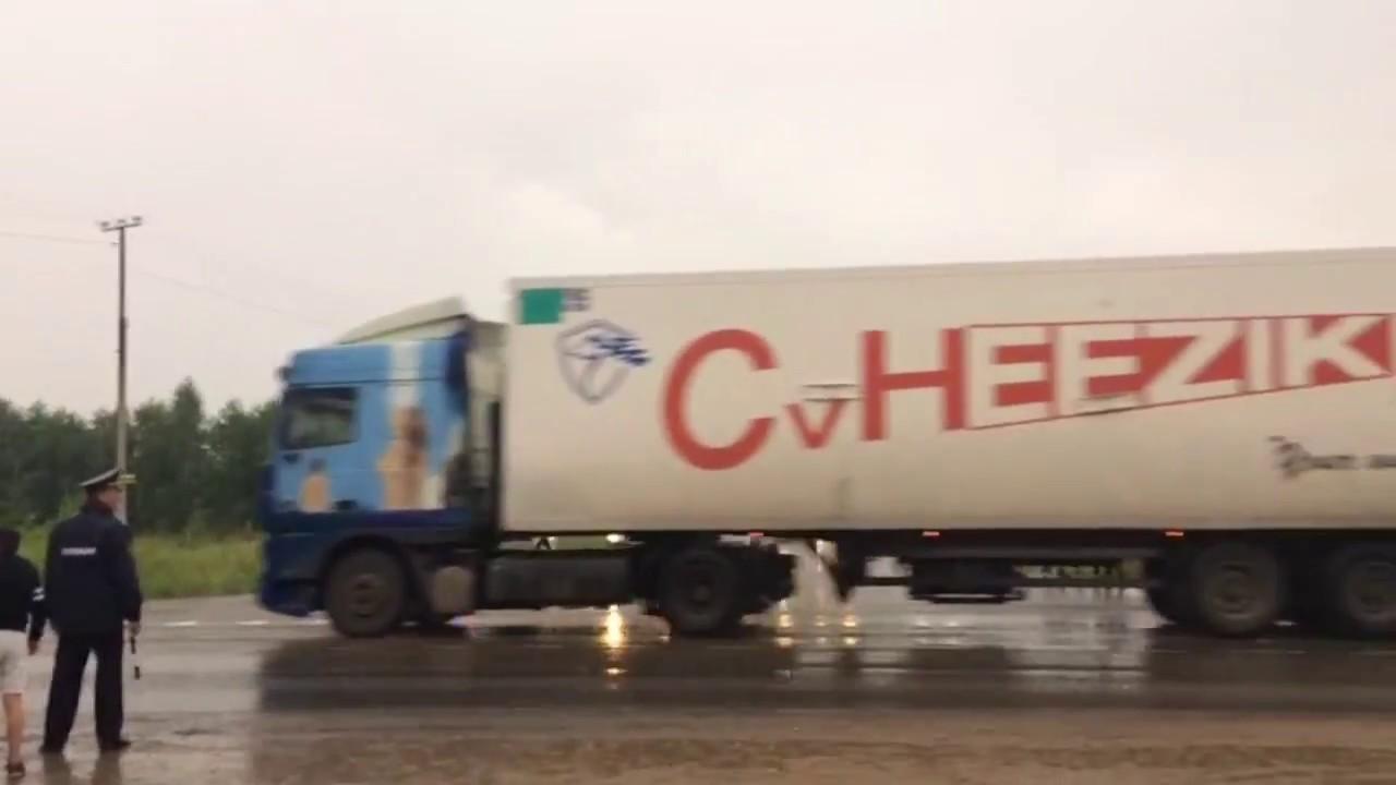 Урал собрался ехать на Байк Шоу в Севастополь.