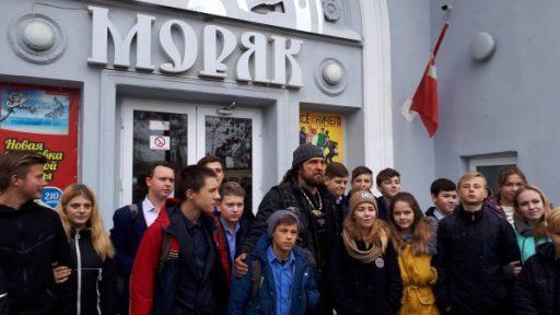 «Фильм «Русский реактор» – это сердце русского народа. Никогда не надо сдаваться!»